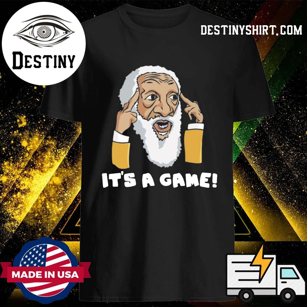 See How It Works It's A Game shirt