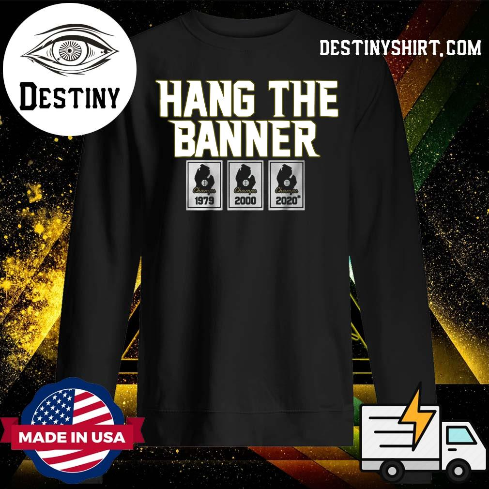 Hang the Banner East Lansing Gift T-Shirts Sweater